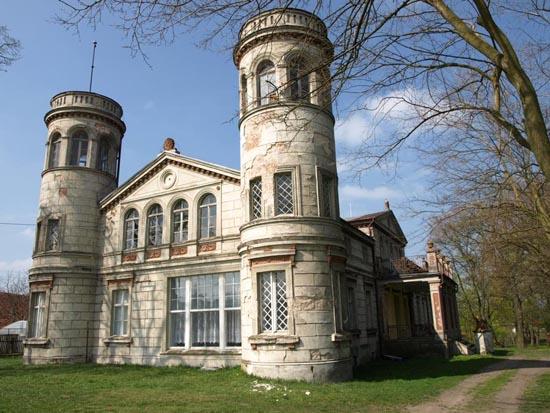 Lgiń pałac